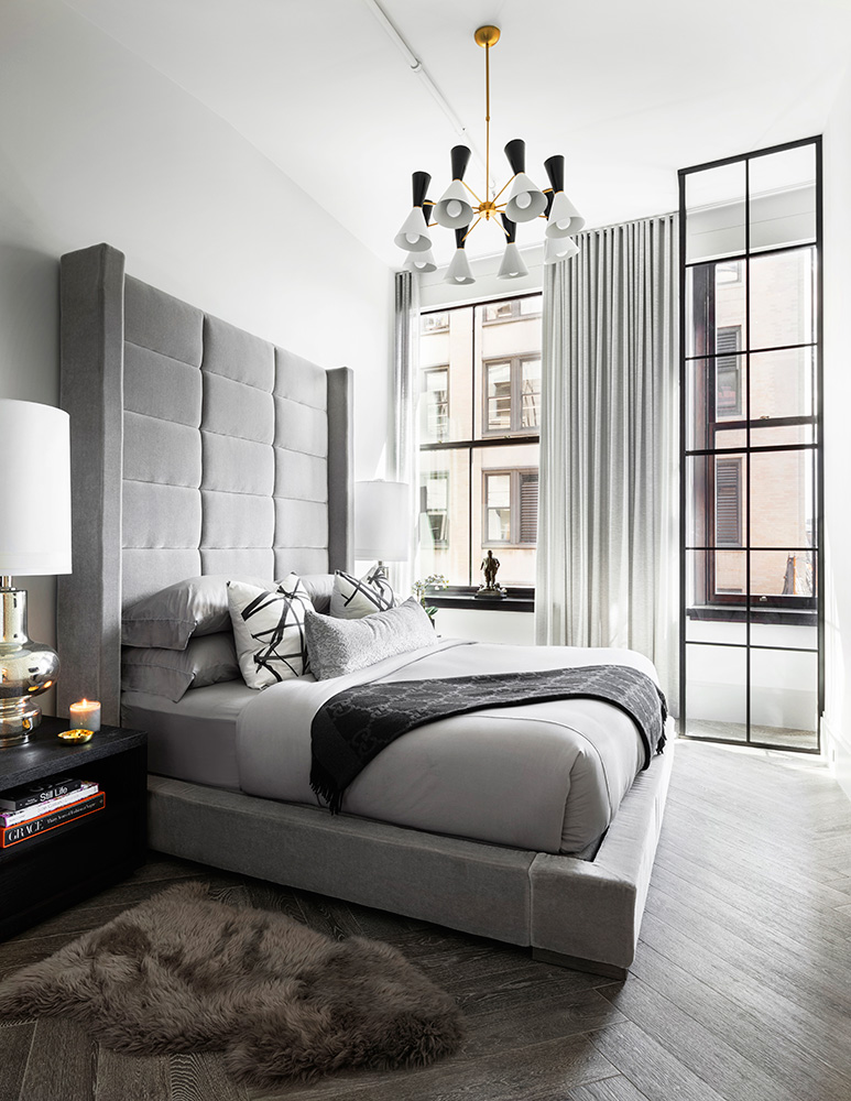 Soho loft - New York, NY - Design by BA Torrey