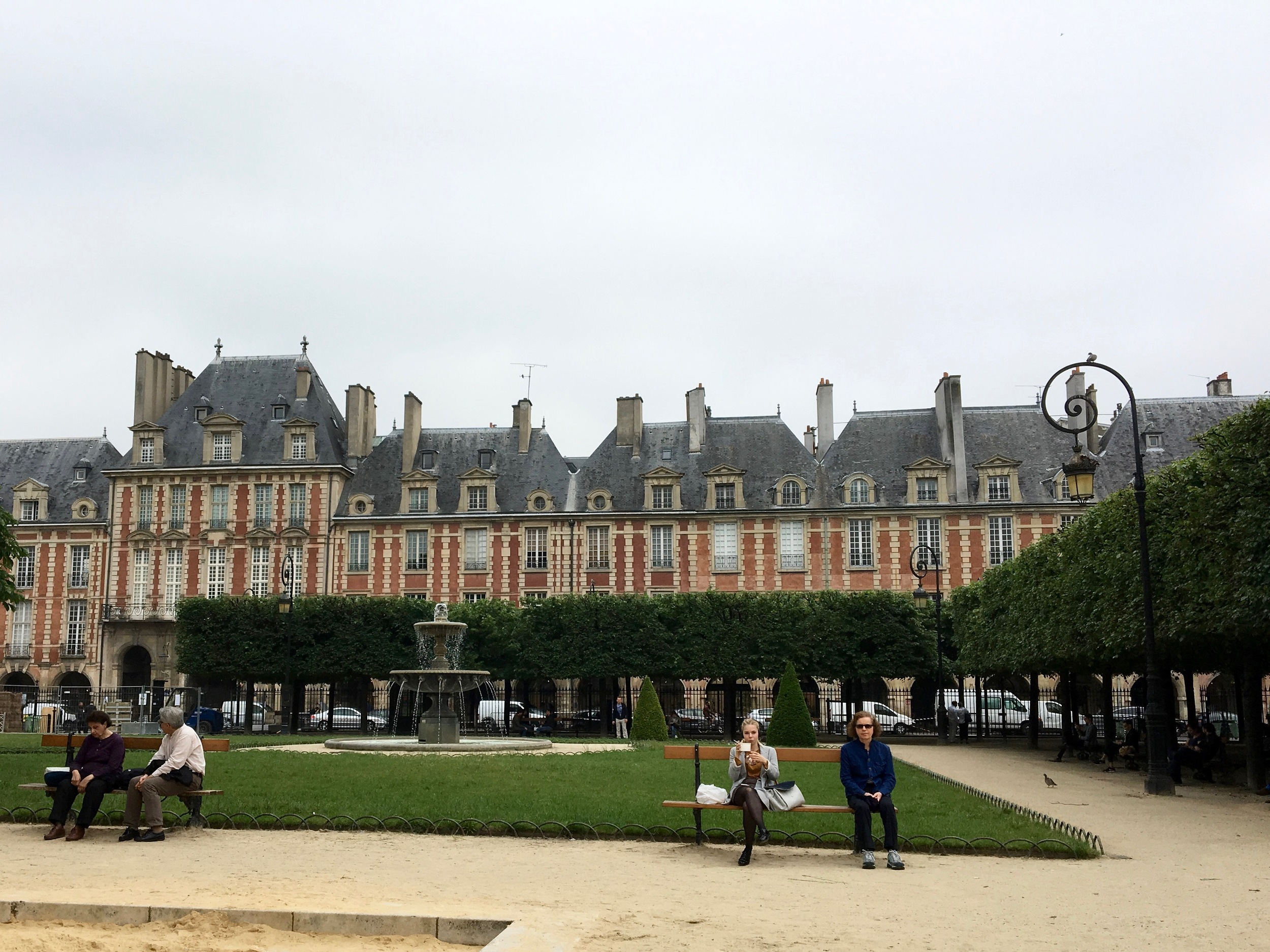 Victor Hugo was here