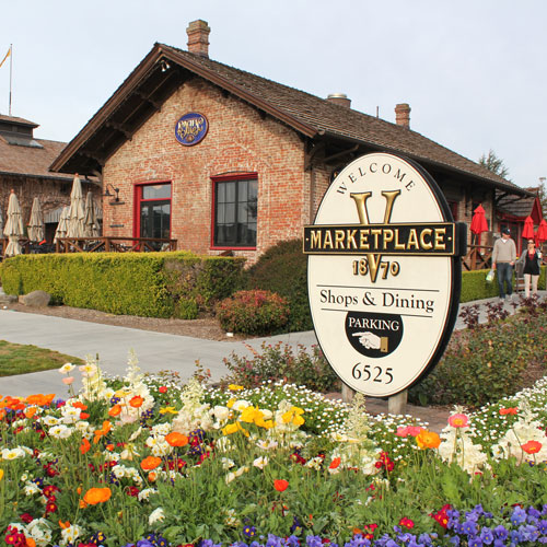 Yountville Napa V Marketplace