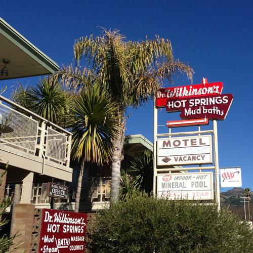 Dr. Wilkinson's Mud Baths Motel