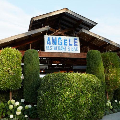 Angele Restaurant & Bar