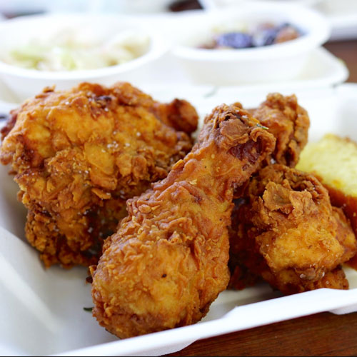 Addendum in Yountville Napa Valley Fried Chicken