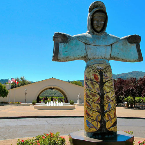 "Robert Mondavi Winery in Napa - Iconic and ""must see"" winery"