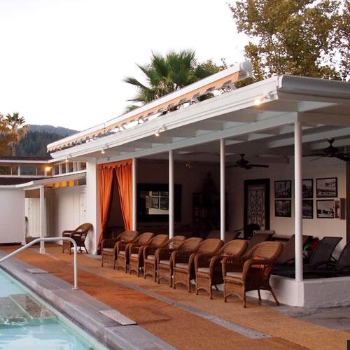 Indian Springs Resort Calistoga