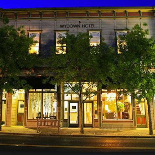 Wydown Hotel St Helena Napa