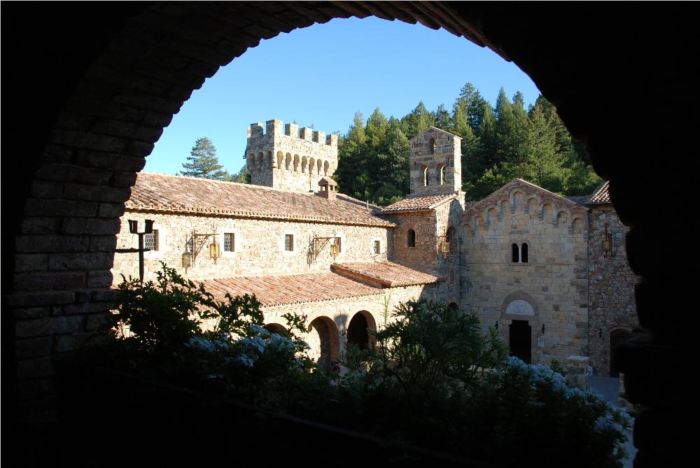 Castello di Amorosa - Photo Credit: Local Wally