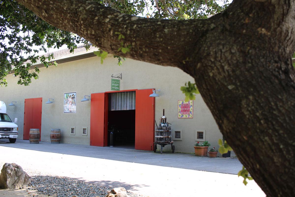 Dutch Henry Winery Napa Calistoga