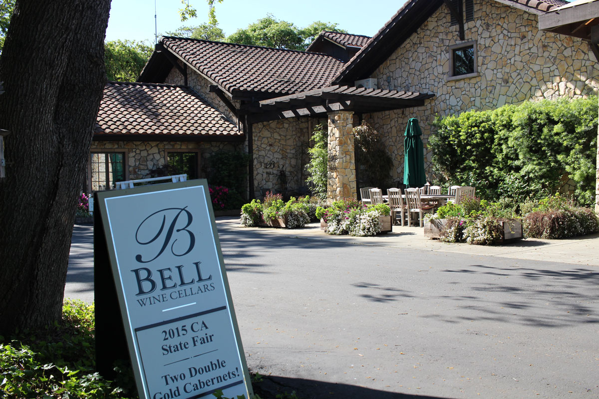 Bell Wine Cellars Napa