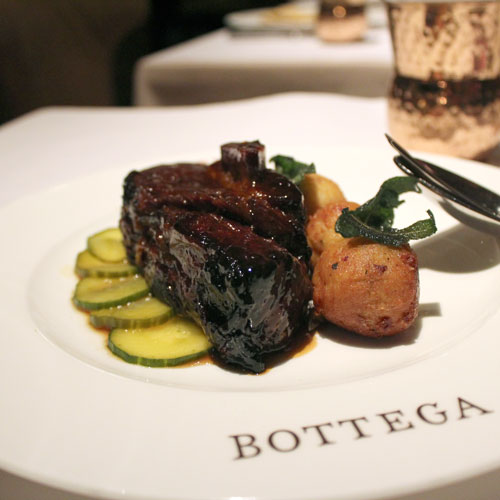 Michael Chiarello's Bottega restaurant in Yountville Napa
