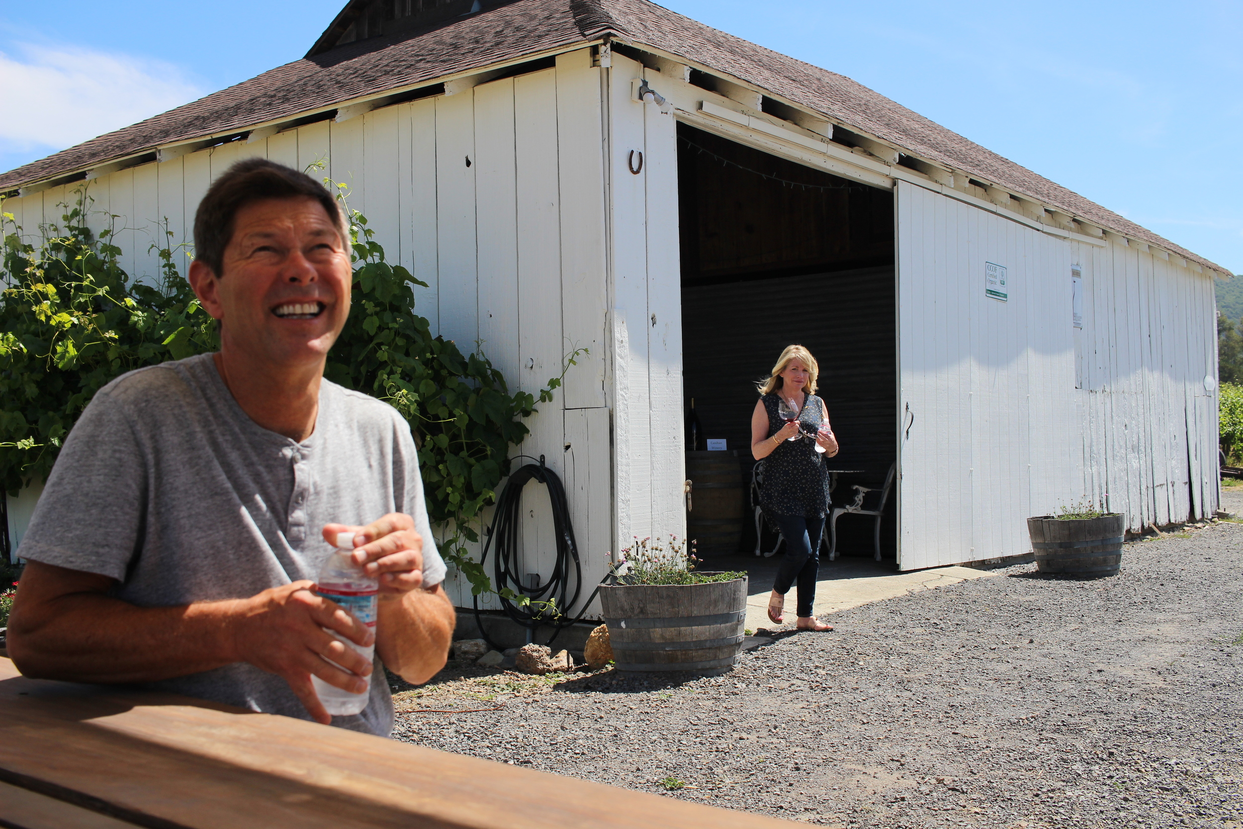 Bill Canihan from Canihan Wines
