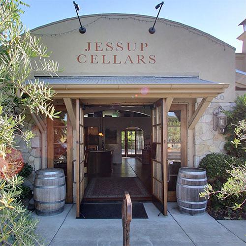 Jessup Wine Cellar Napa
