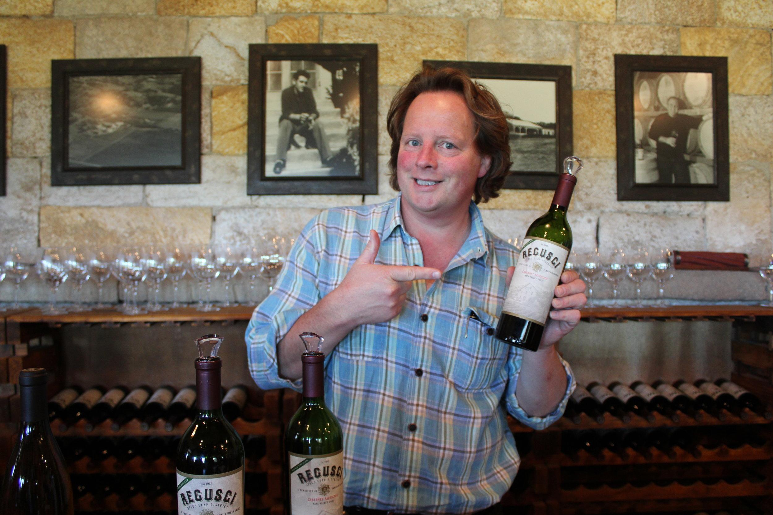 Regusci Winery in Napa