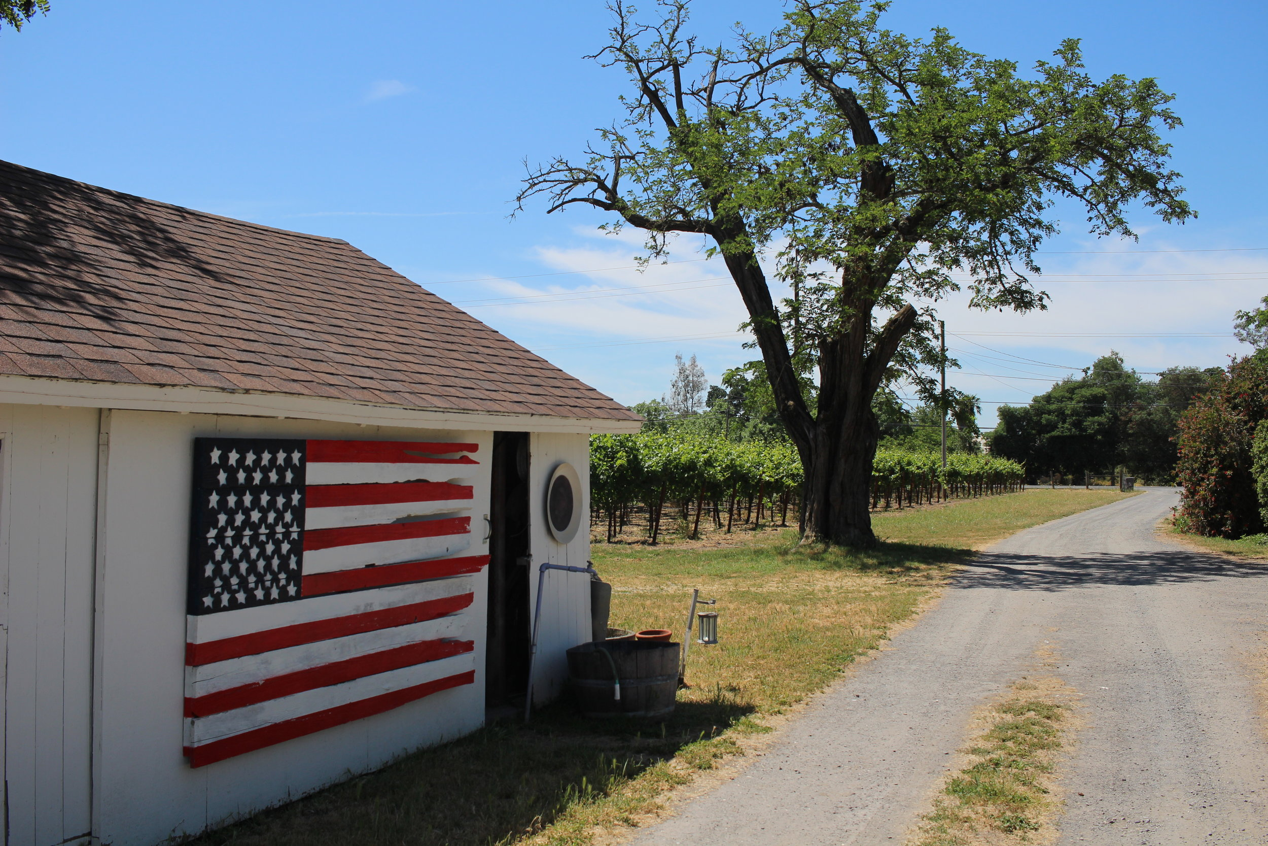 Happy Fourth of July from Napa Tourist Guide