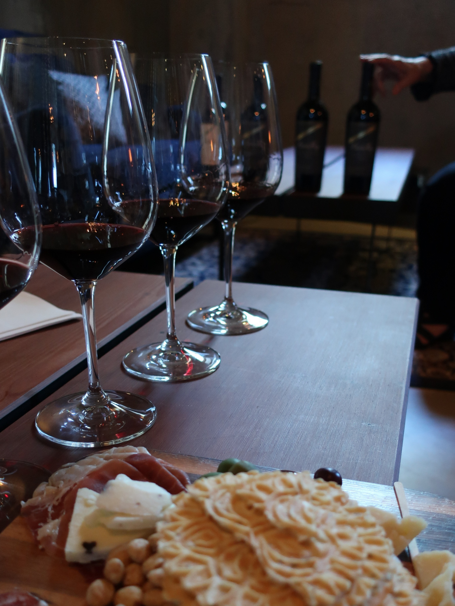 Free tour and tasting at Charles Krug Winery in Napa, thanks to Local Wally