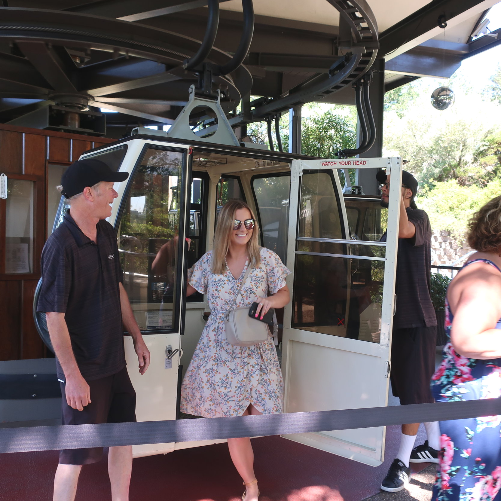 Ride the Tram at Sterling with a $10 off free deal from Napa Tourist Guide (napatouristguide.com)