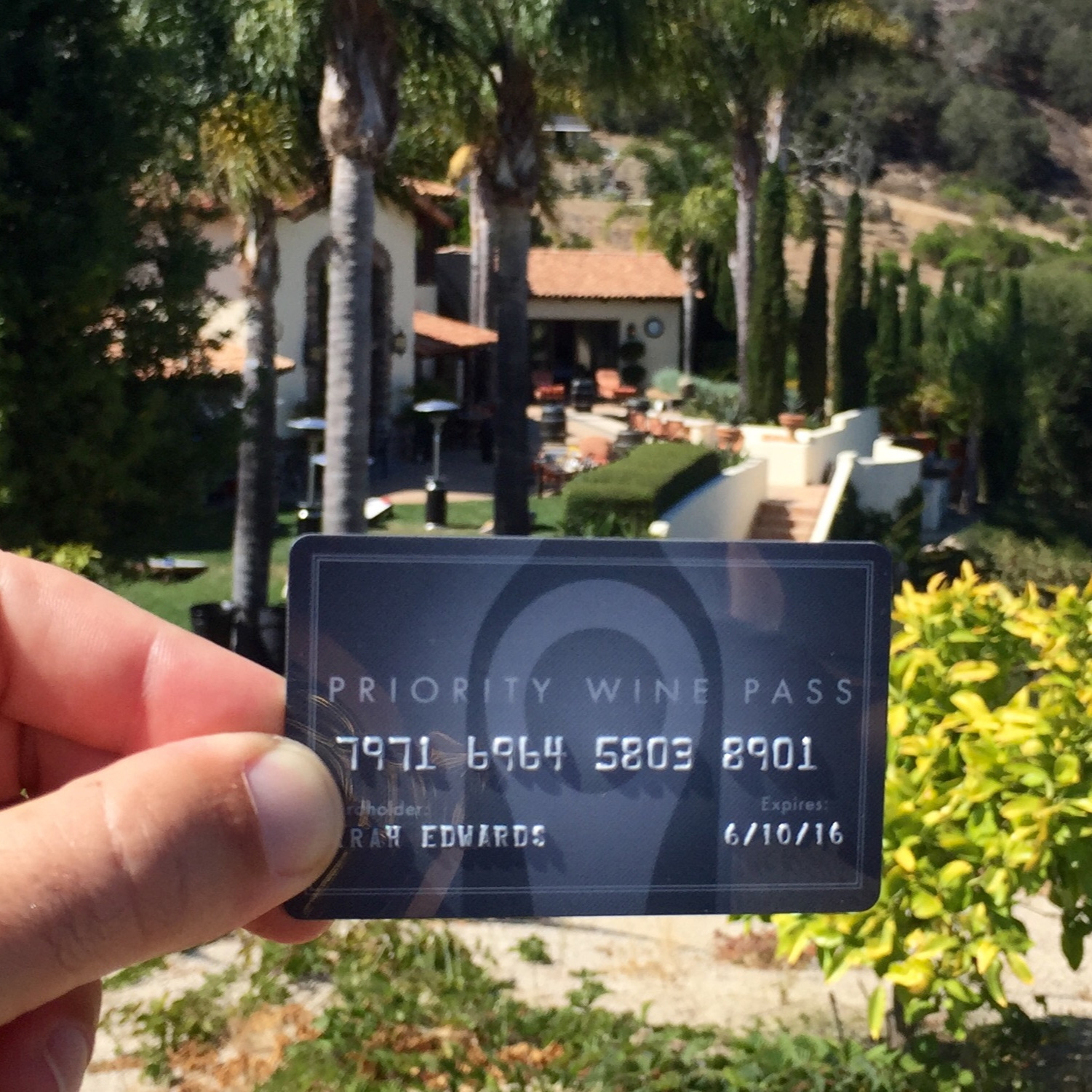 The Priority Wine Pass for Napa Winery Discounts - Recommeded by BevMo