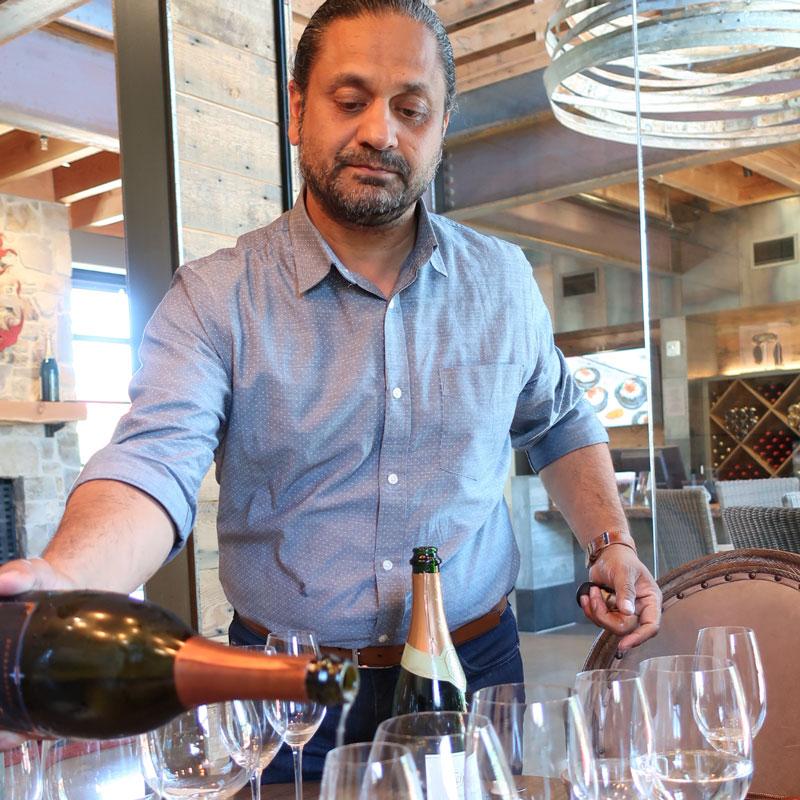 Davies Vineyards Schramsberg Wine Napa