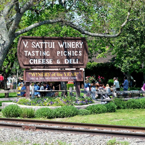 V Sattui Winery Napa