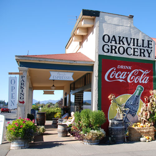 OAKVILLE GROCERY IN NAPA VALLEY