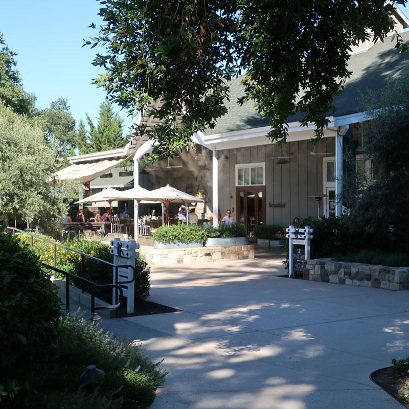 Long Meadow Ranch Cafe Napa Valley