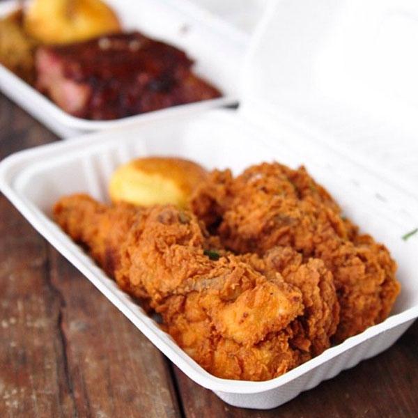 Thomas Keller Fried Chicken