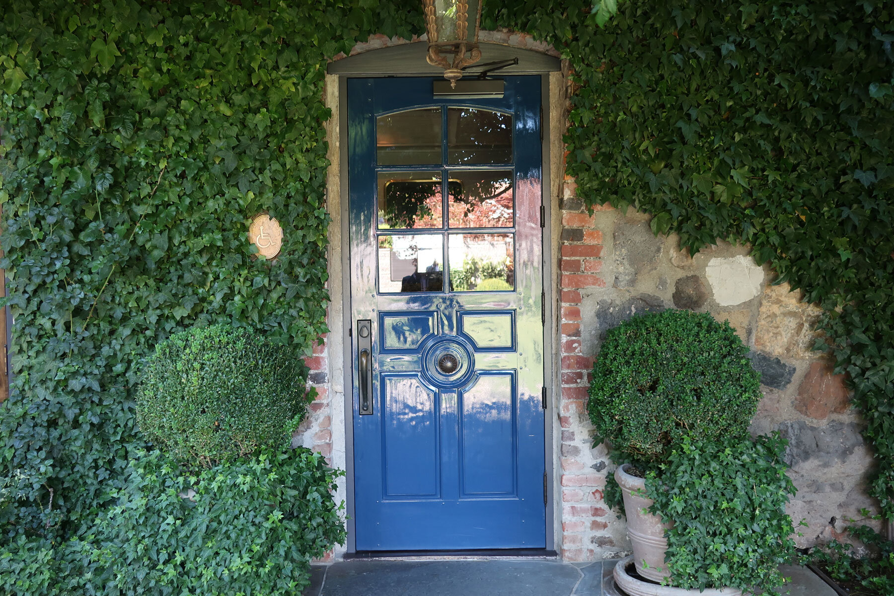 The French Laundry, Napa's most famous restaurant