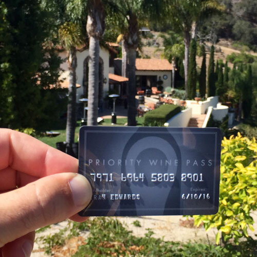 Napa Valley WIne Pass for 2 for 1 Tastings