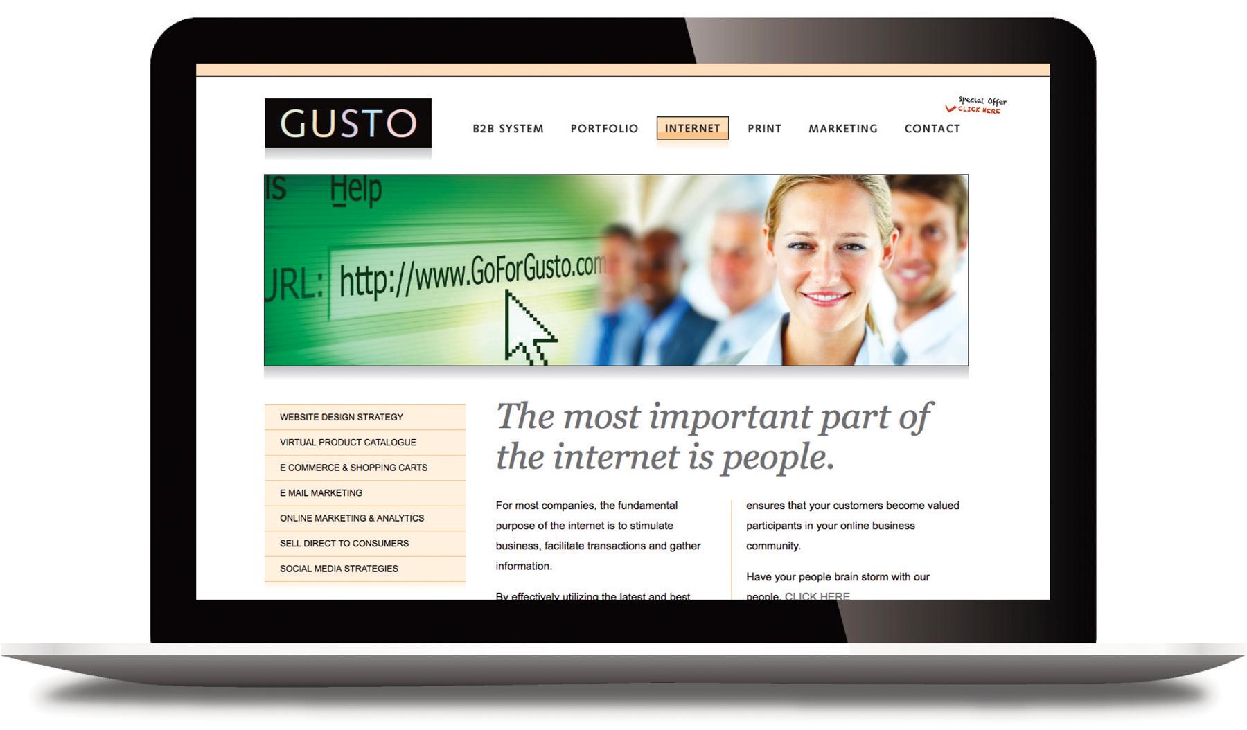 Internet Marketing and Website Design