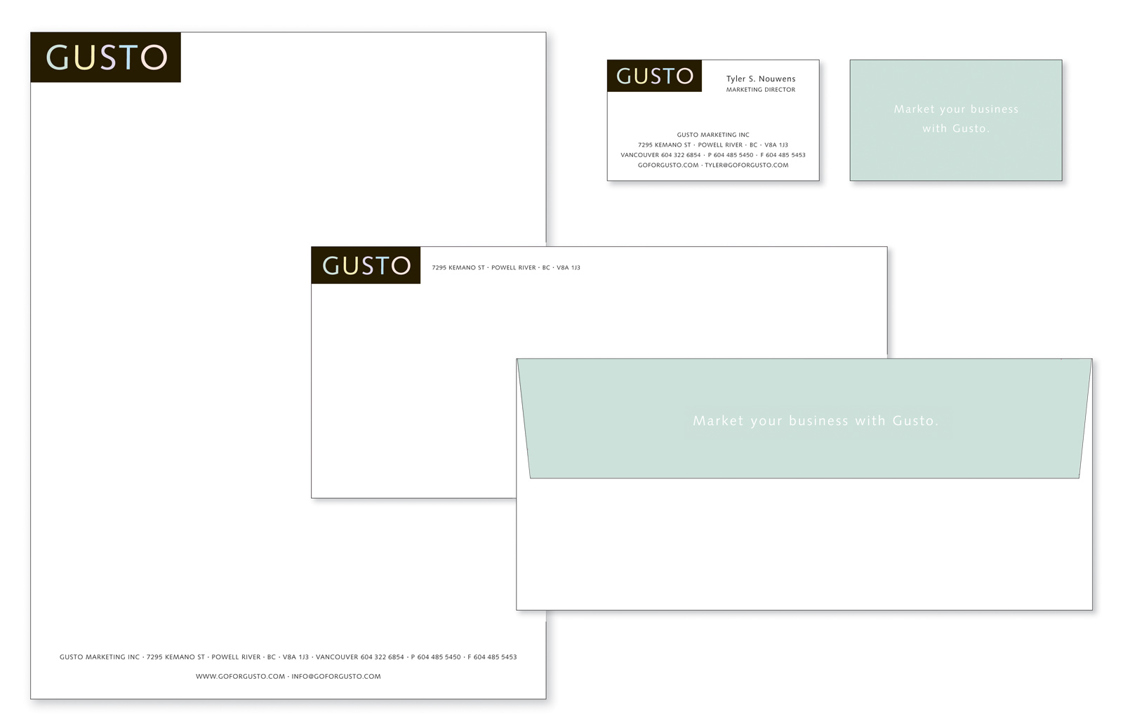 Corporate Identity Package