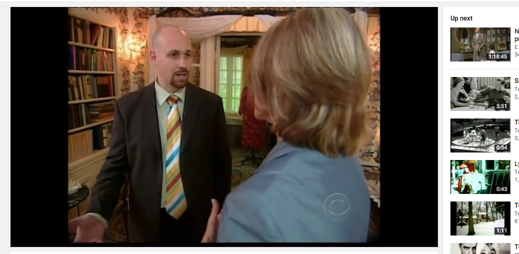 CBS News Sunday Morning Feature — Ten Chimneys