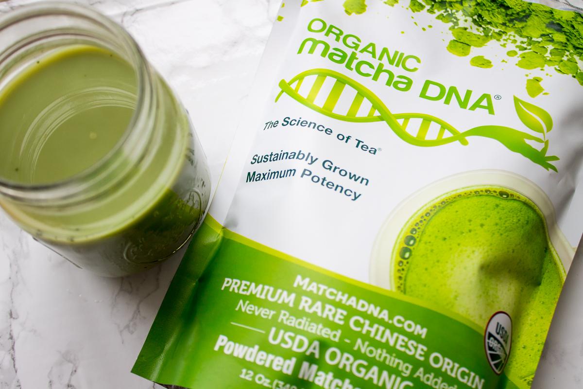 Debbie-jean Lemonte - Lifestyle Blogger - The Loc'd Bella - Organic matcha DNA - www.thelocdbella.com