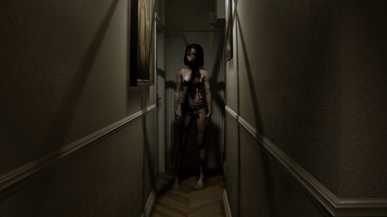 Image from P.T. Video Game