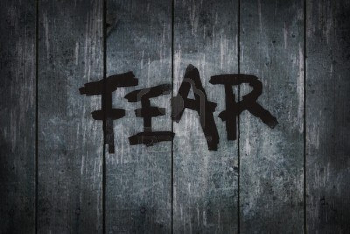 Making Friends with Fear - Learn how to coexist with the hardest emotion