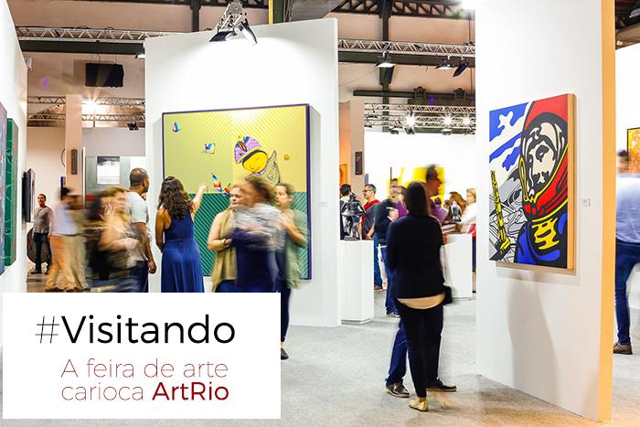 ArtRio feira arte carioca