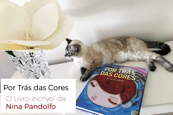 Livro Nina Pandolfo