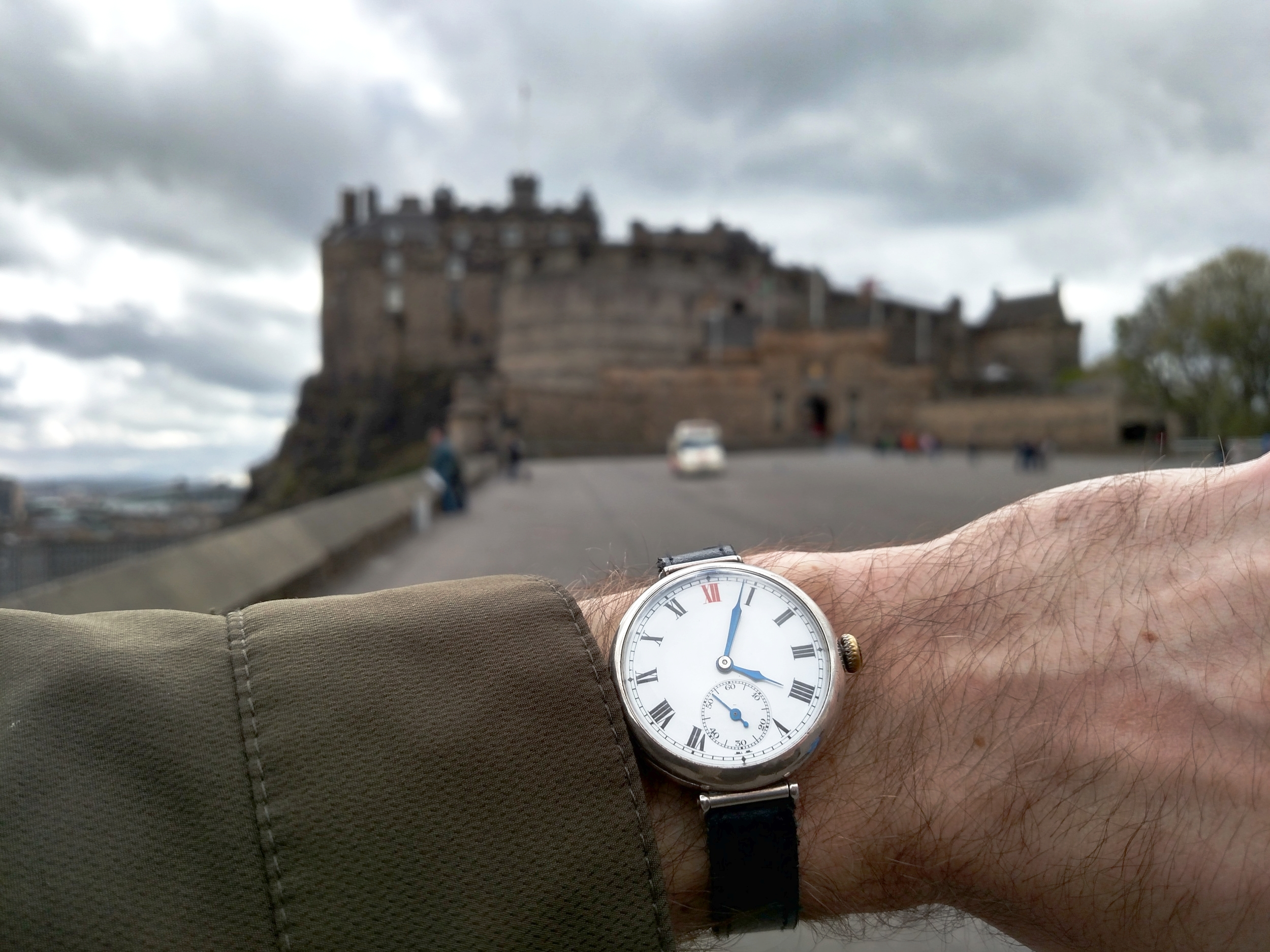 1923 Longines @ Edinburgh Castle  Edinburgh, Scotland