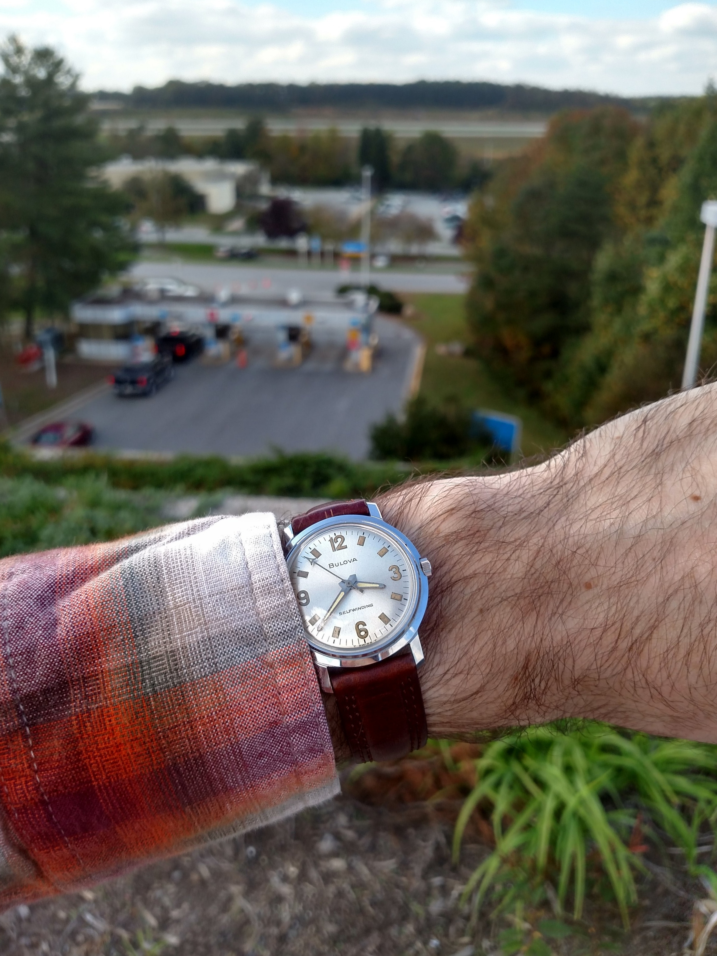 1965 Bulova at Peidmont Triad International Airport  Greensboro, North Carolina