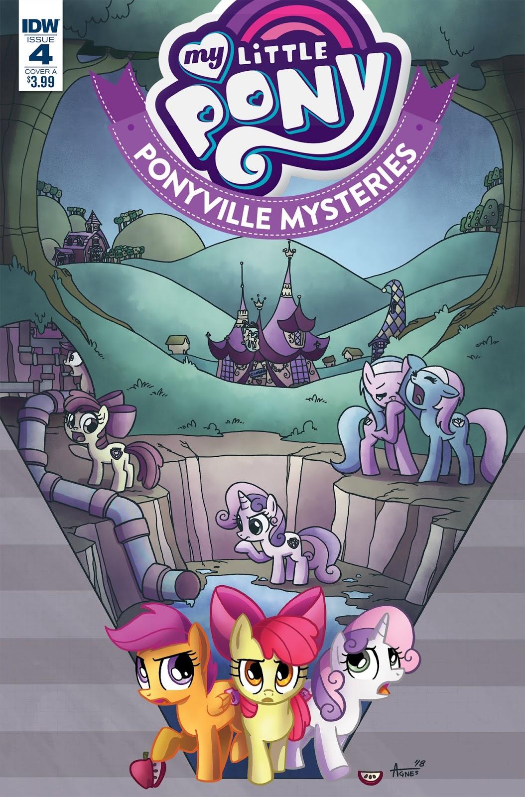 Ponyville Mysteries #4