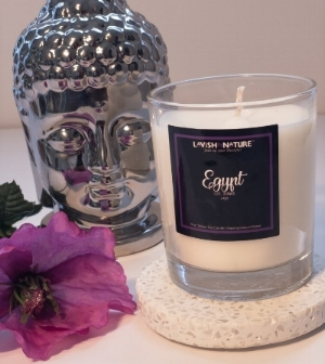 Deluxe Lifestyle Candles by Lavish by Nature, $18.00