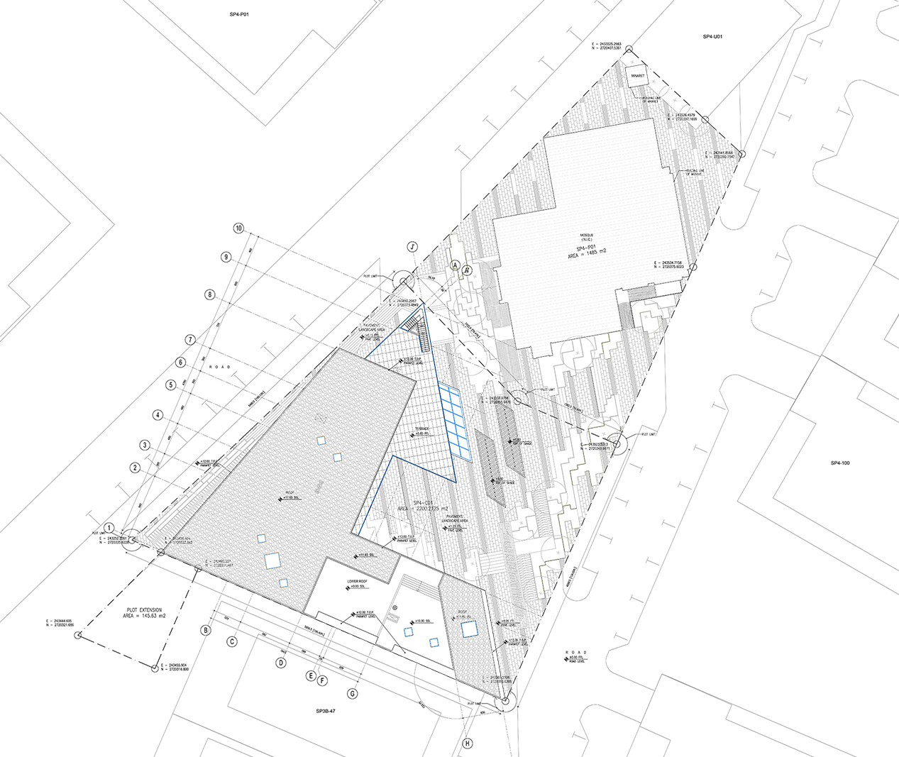 Community Centre 2 BEAD SDIC site plan.JPG