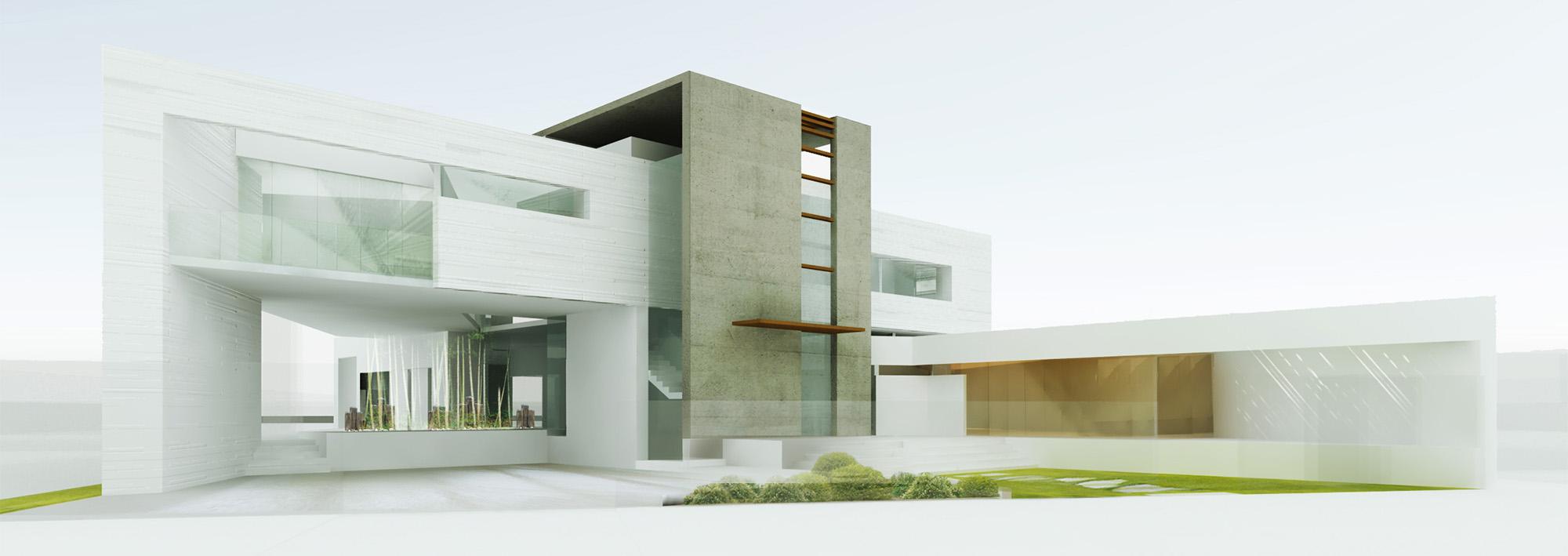 BEAD Contemporary villa street view.JPG