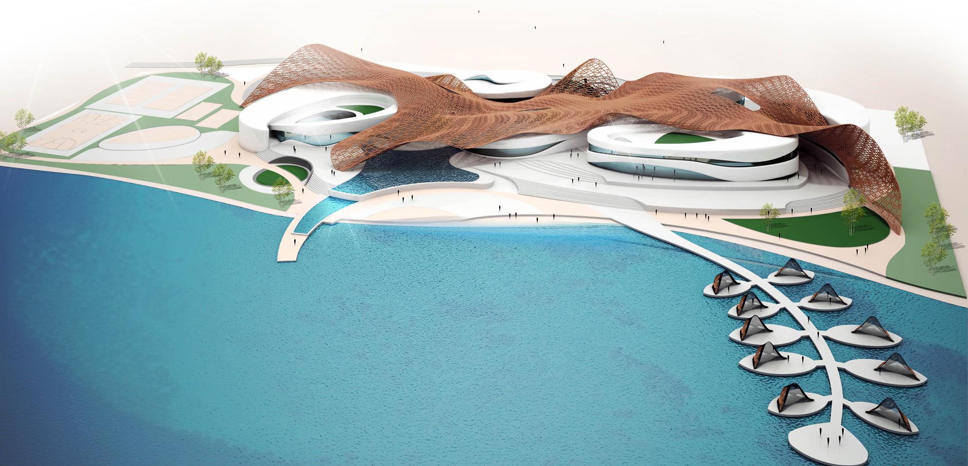 BEAD Ladies Beach Club sea top.JPG