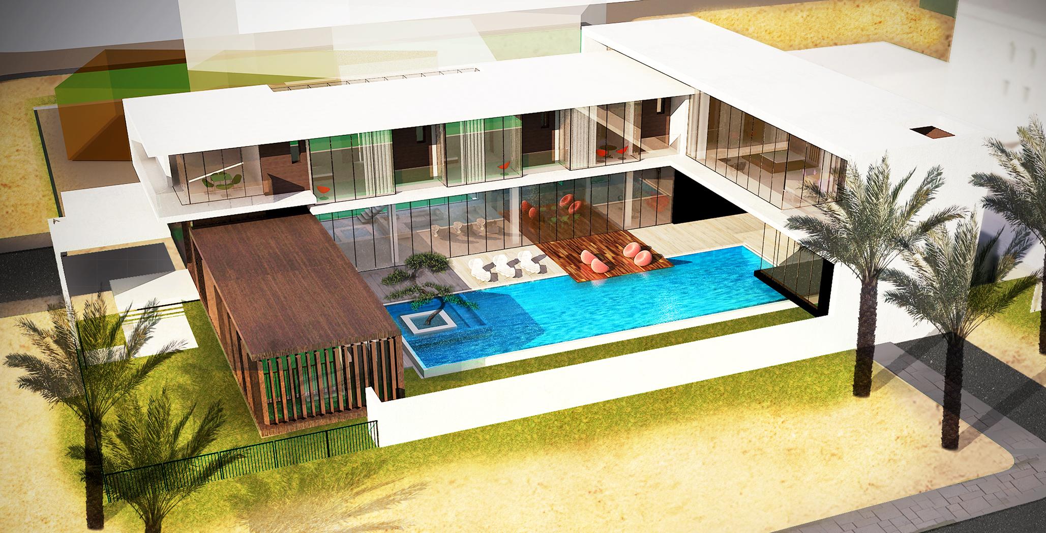 BEAD Contemporary villa 1 top view.JPG