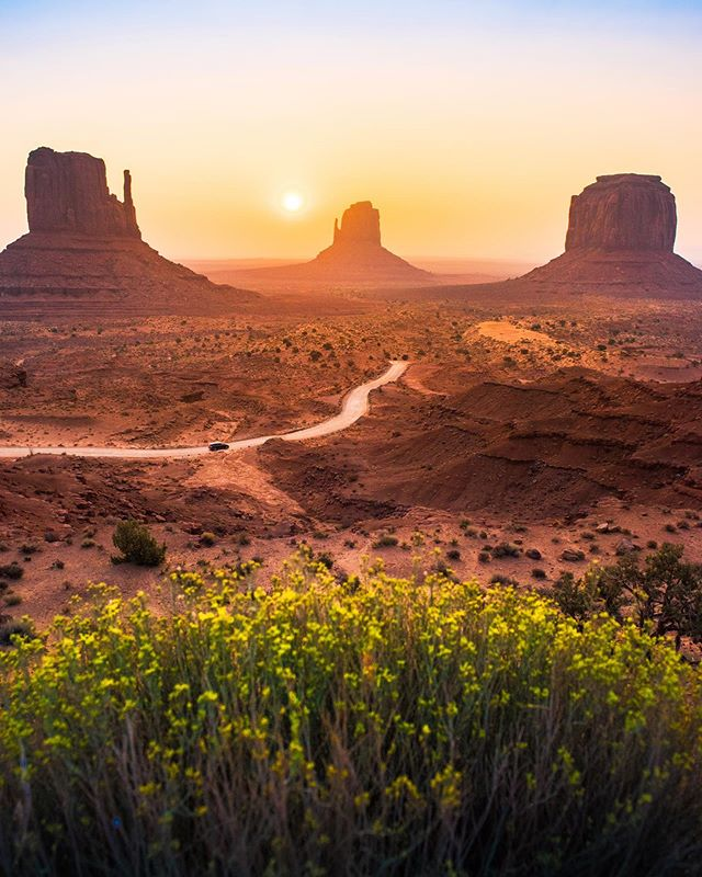 Memories from Monument Valley