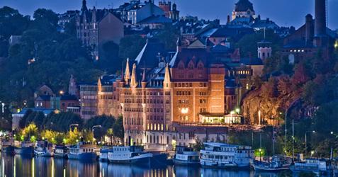 Münchenbryggeriet, Stockholm