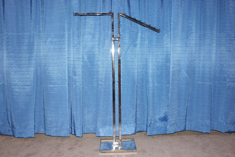 Arm Garment Rack. Great condition. 6 available. $40 each.