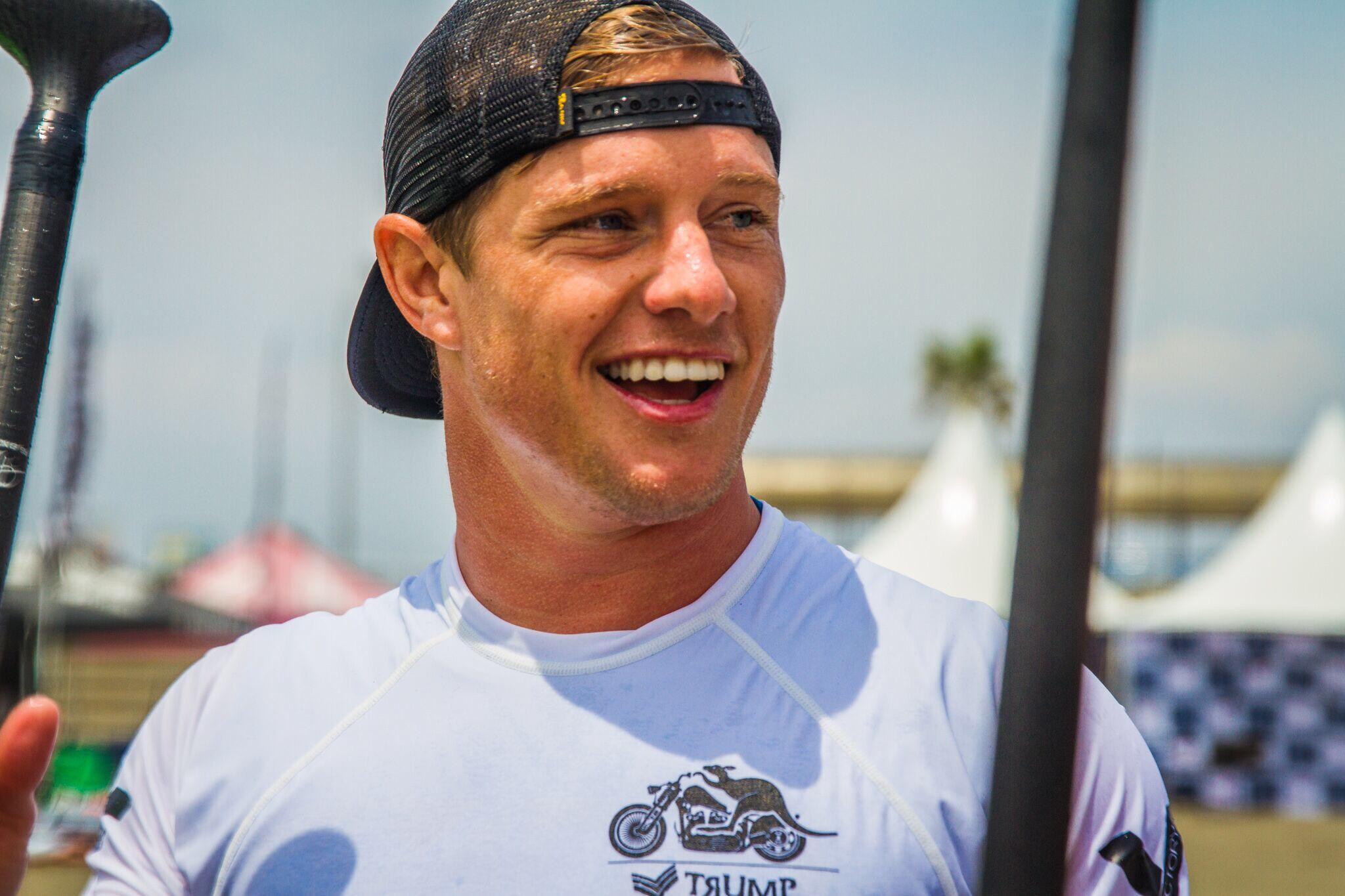 Michael Booth - AustraliaSUP Technical Race&Distance Race