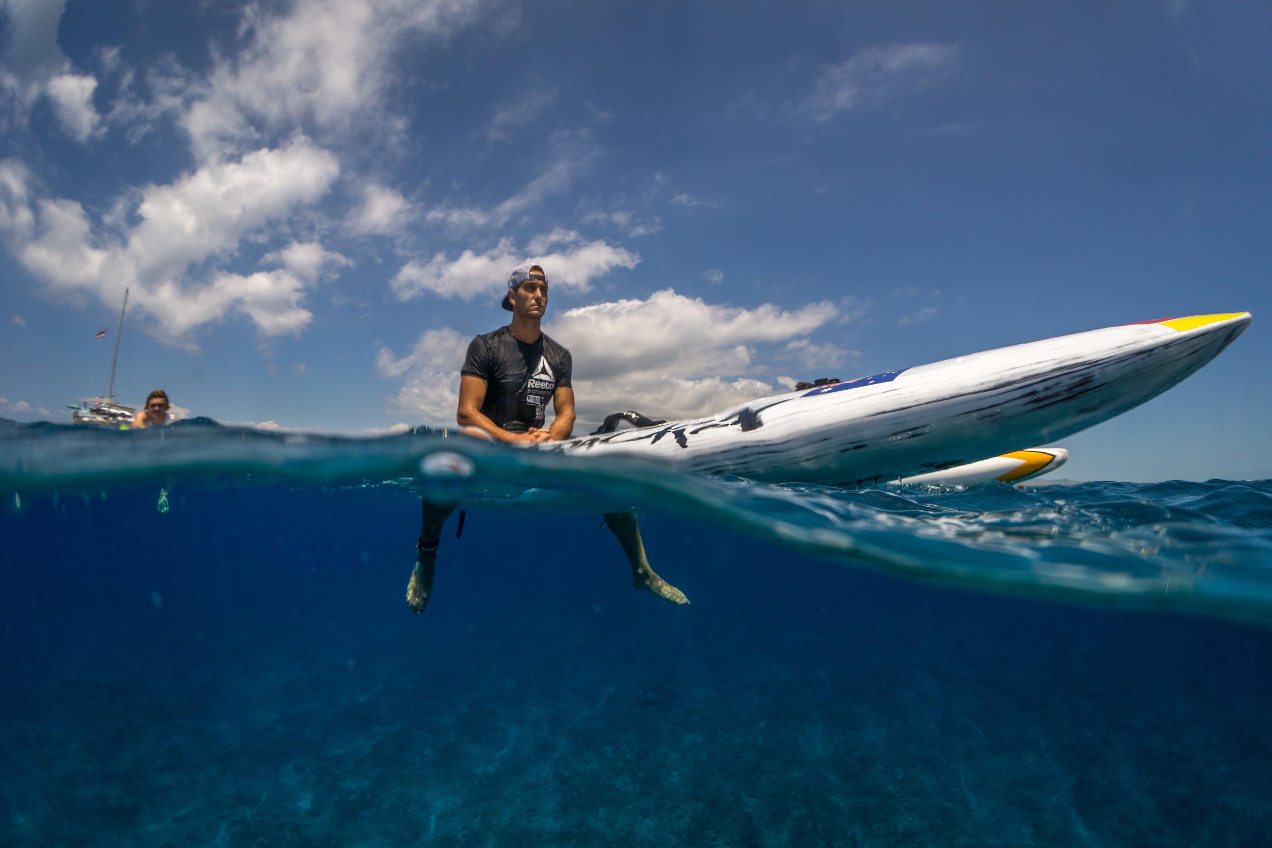 Matt Poole - AustraliaPaddleboard Technical & Distance Races