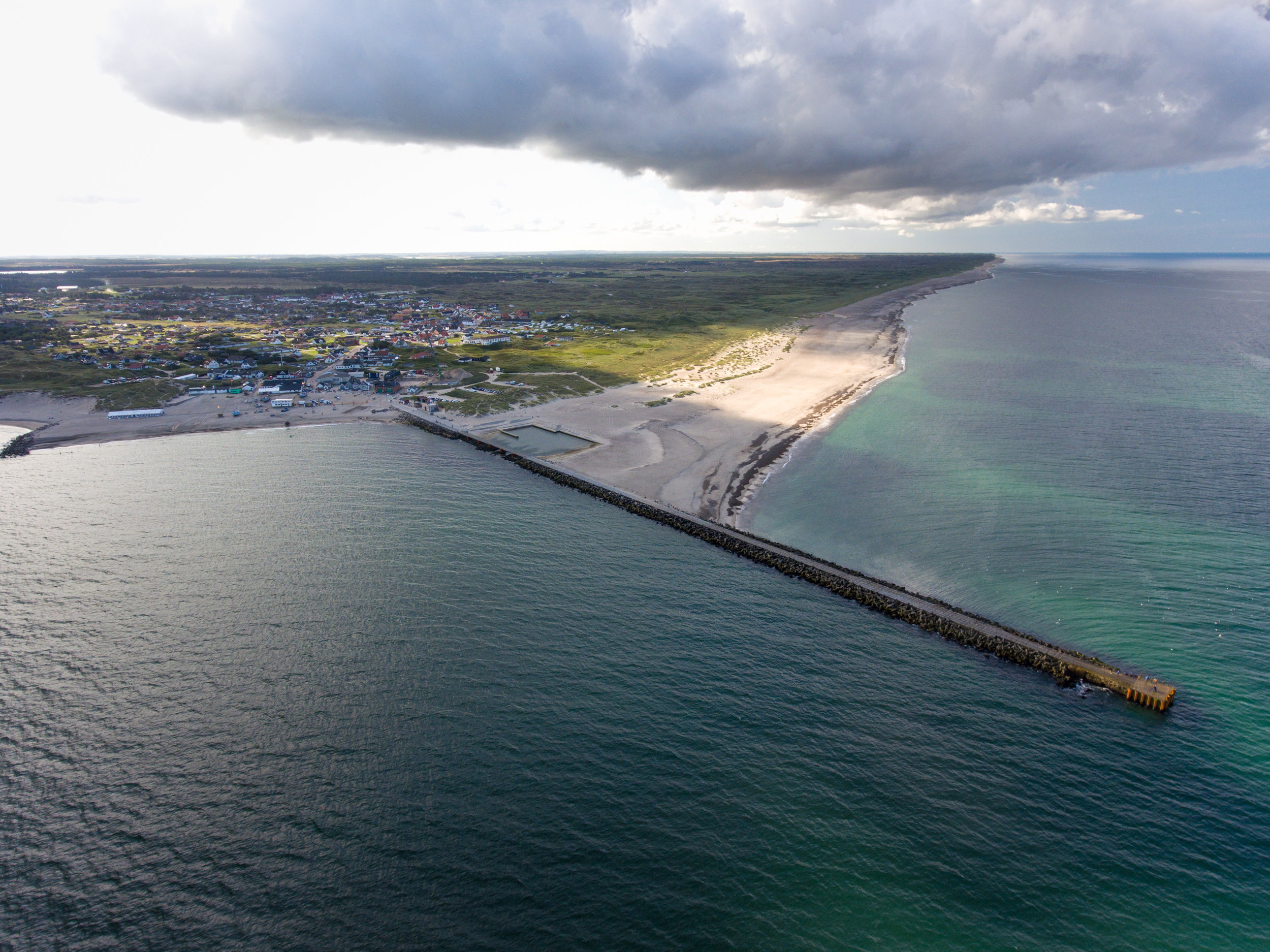The 2017 ISA World SUP and Paddleboard Championship moves on to Vorupør, located in Denmark's northwest coast known as Cold Hawaii.  Photo:  ISA / Sean Evans