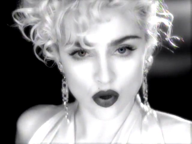 Madonna in Hollywood